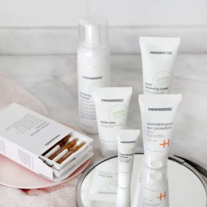 Pack acné Mesoestetic