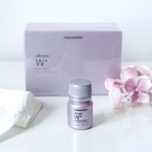 ultimate W+ whitening elixir